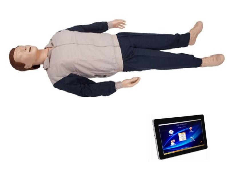 高级平板电脑心肺复苏模拟人(无线版)