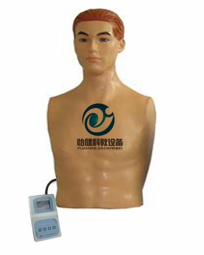 淋巴结穿刺训练电子监测考核模型