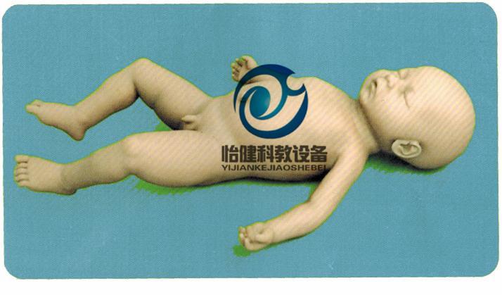 婴儿沐浴监测考核指导模型